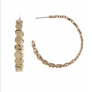 Trina Turk 40mm Hoop Earrings